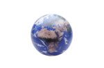 Скачать PNG картинку на прозрачном фоне Глобус земля, без подставки, Европа, Африка