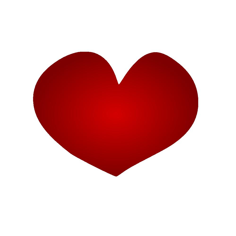 Сердце картинка без фона