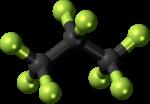 Скачать PNG картинку на прозрачном фоне Молекула пропана