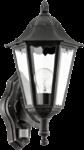 Скачать PNG картинку на прозрачном фоне Настенный фонарь с прозрачным стеклом