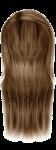 Скачать PNG картинку на прозрачном фоне Прямые женские, светлые волосы