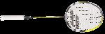 Скачать PNG картинку на прозрачном фоне Ракетка для бадминтона с белой ручкой