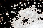 Скачать PNG картинку на прозрачном фоне Рассыпанные куски соли
