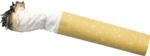 Скачать PNG картинку на прозрачном фоне Сигаретный бычок