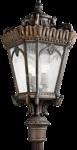 Скачать PNG картинку на прозрачном фоне Старинный уличный плафон