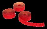Скачать PNG картинку на прозрачном фоне Три маленьких рулона красной ленты